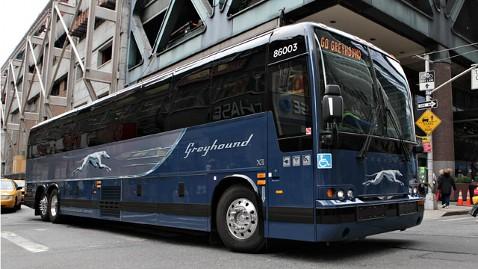 グレイハウンド バス