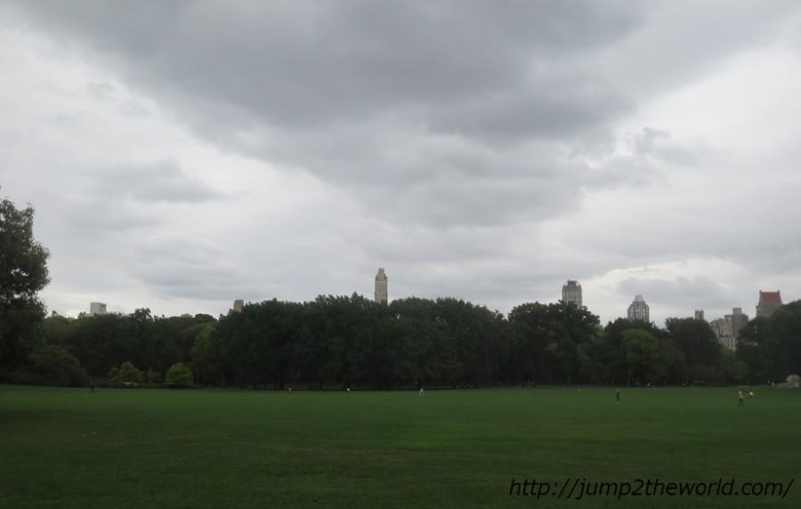 セントラルパーク ニューヨーク