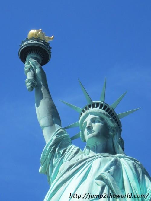 自由の女神 リバティ島 ニューヨーク3