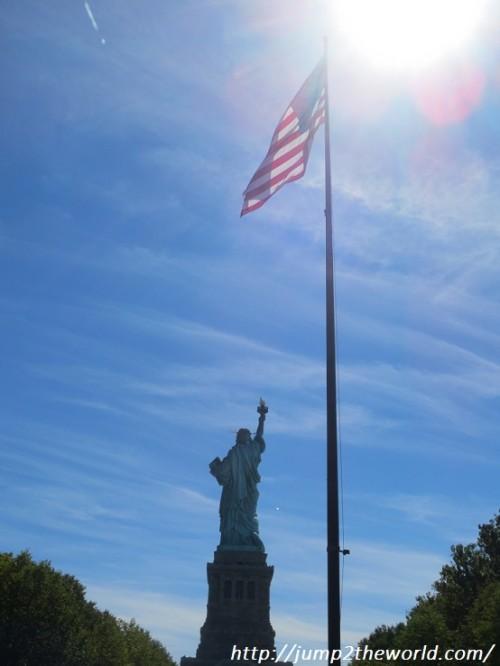 自由の女神 リバティ島 ニューヨーク4