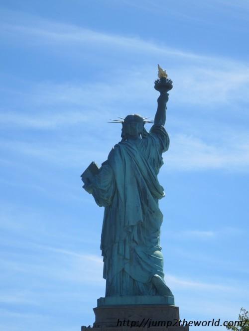 自由の女神 リバティ島 ニューヨーク5