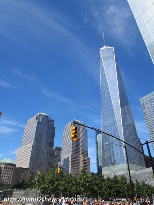 911メモリアル グラウンドゼロ ワールドトレードセンター2