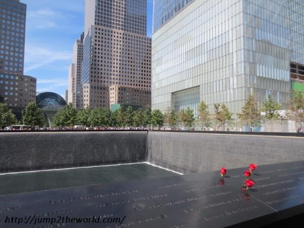 911メモリアル グラウンドゼロ ワールドトレードセンター1