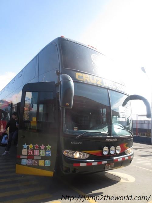 クルスデルスル バス