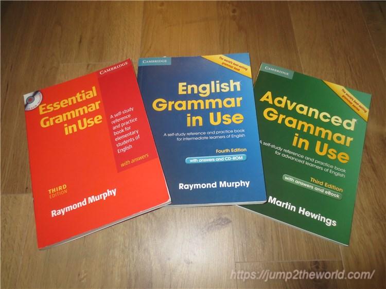 Grammar in Useシリーズ