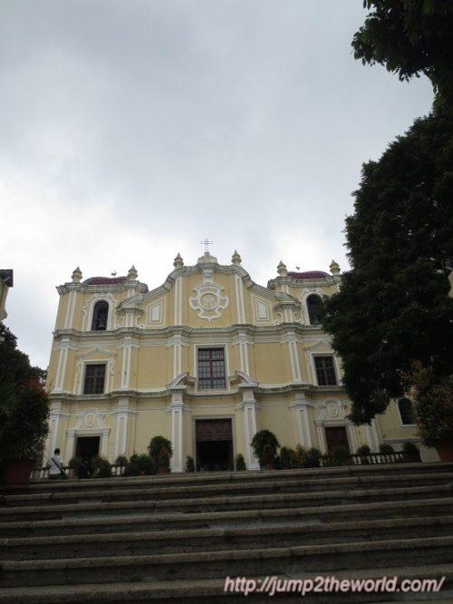 聖ヨセフ聖堂 Igreja de S.Jose
