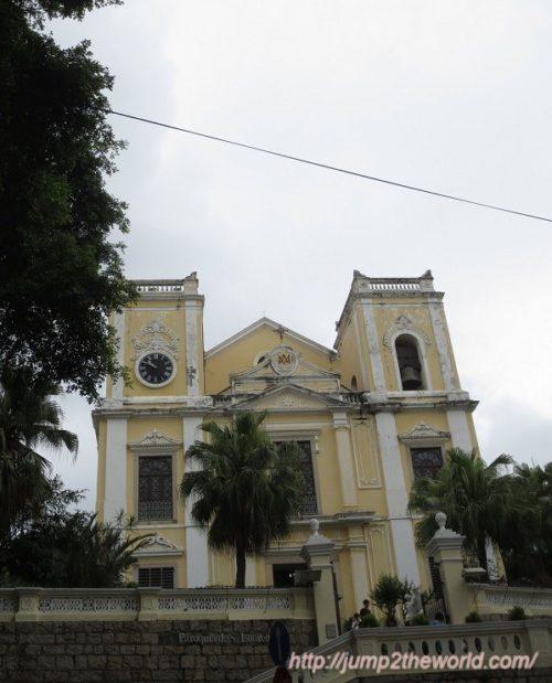 聖ローレンス教会 Igreja de S.Lourenco