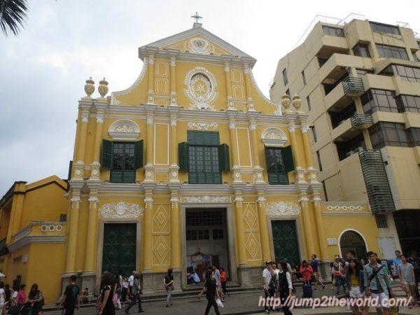 聖ドミニコ教会 Igreja de S.Domingos