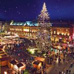 クリスマスツリー発祥地、フランス・アルザス地方のストラスブールに寄ってきた