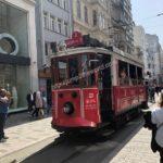 【イスタンブール】旧市街の次は新市街を彷徨う