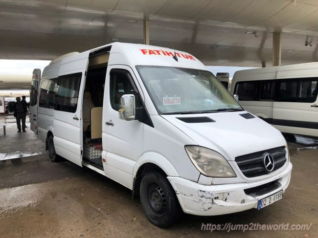 Transportation from Aadiyaman to Malatya