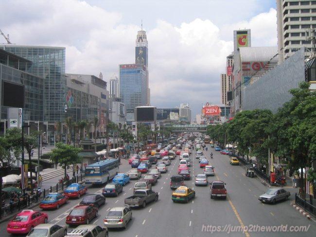 Bangkok in 2006