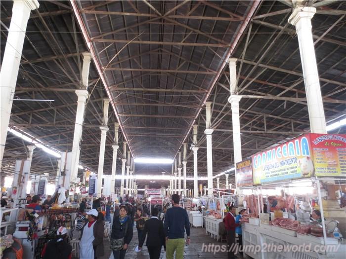 サン・ペドロ市場