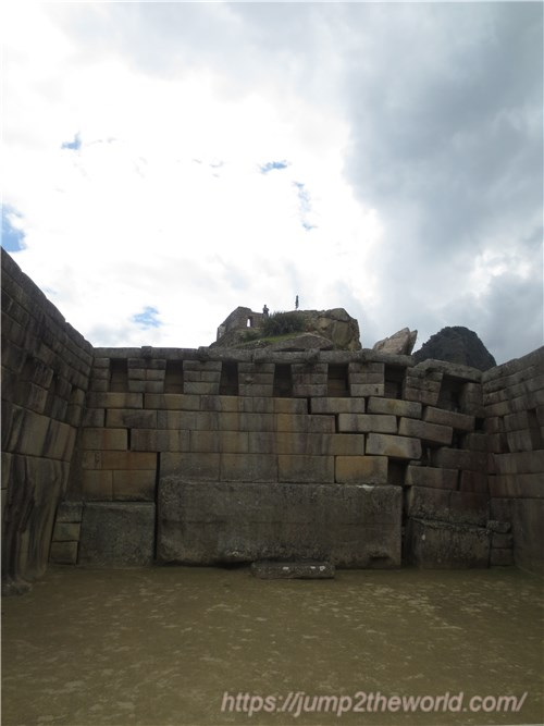 マチュピチュ 主神殿