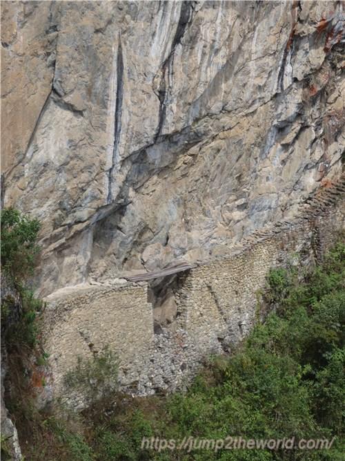 マチュピチュ インカの橋
