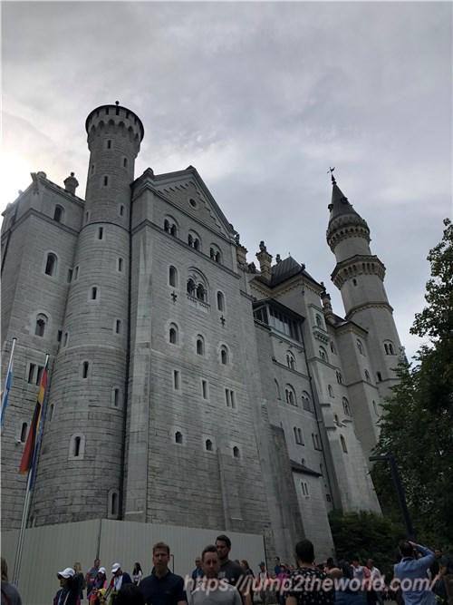 ノイシュヴァンシュタイン城