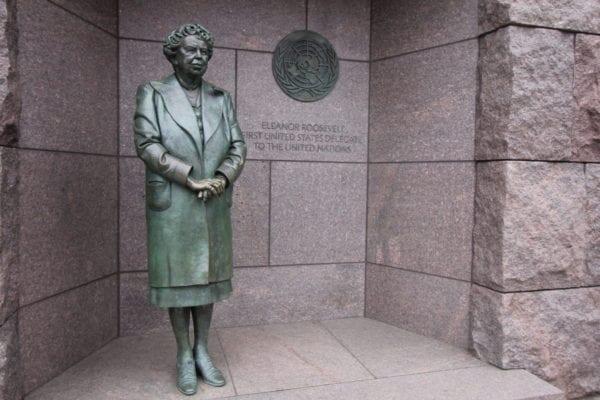 フランクリン・D・ルーズベルト記念碑4