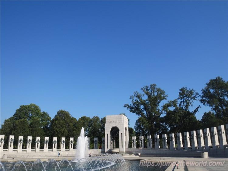 第二次世界大戦記念碑1