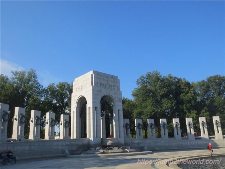 第二次世界大戦記念碑2