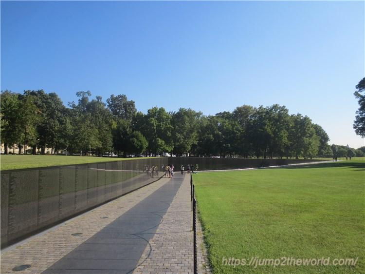 ベトナム戦争戦没者慰霊碑