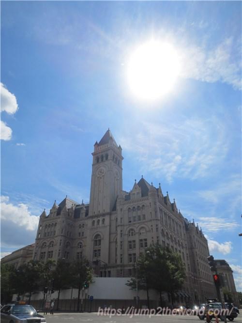 トランプ・インターナショナル・ホテル ワシントンDC