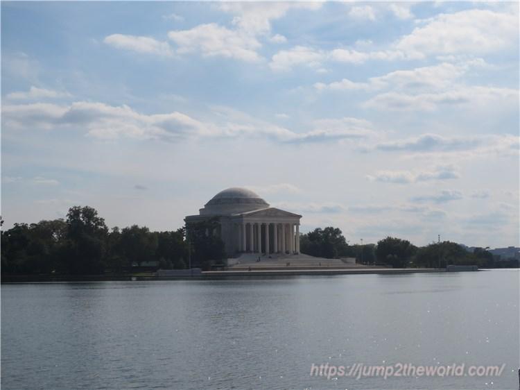 トーマス・ジェファーソン記念堂
