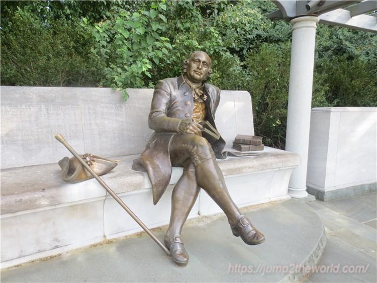 ジョージ・メイソン記念碑