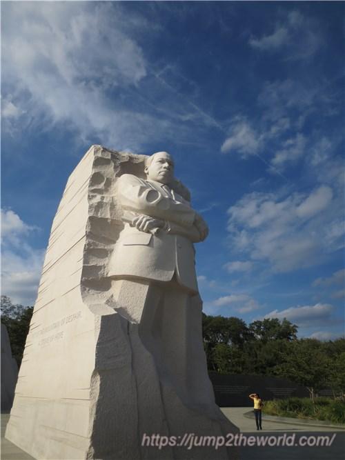 マーティン・ルーサー・キング・ジュニア記念碑