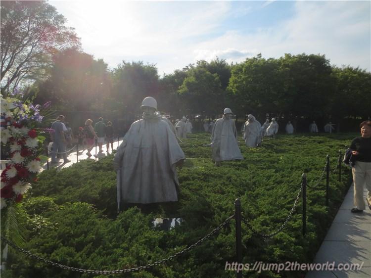 朝鮮戦争戦没者慰霊碑